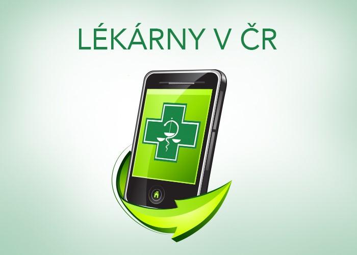 aplikace lékárny v čr