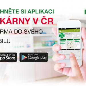 Mobilní aplikace Lékárny v ČR jednoduše a spolehlivě převede SMS identifikátor eReceptu na čárový kód.