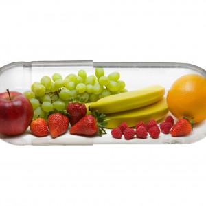 Přírodní versus syntetické vitamíny