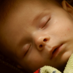 Vyrážka u kojenců a batolat
