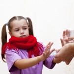 Léky nevhodné pro děti: Poraďte se v lékárně