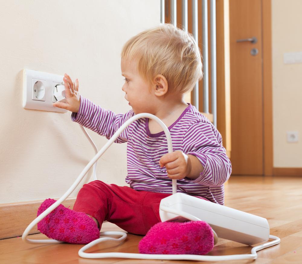 Dítě a elektrika