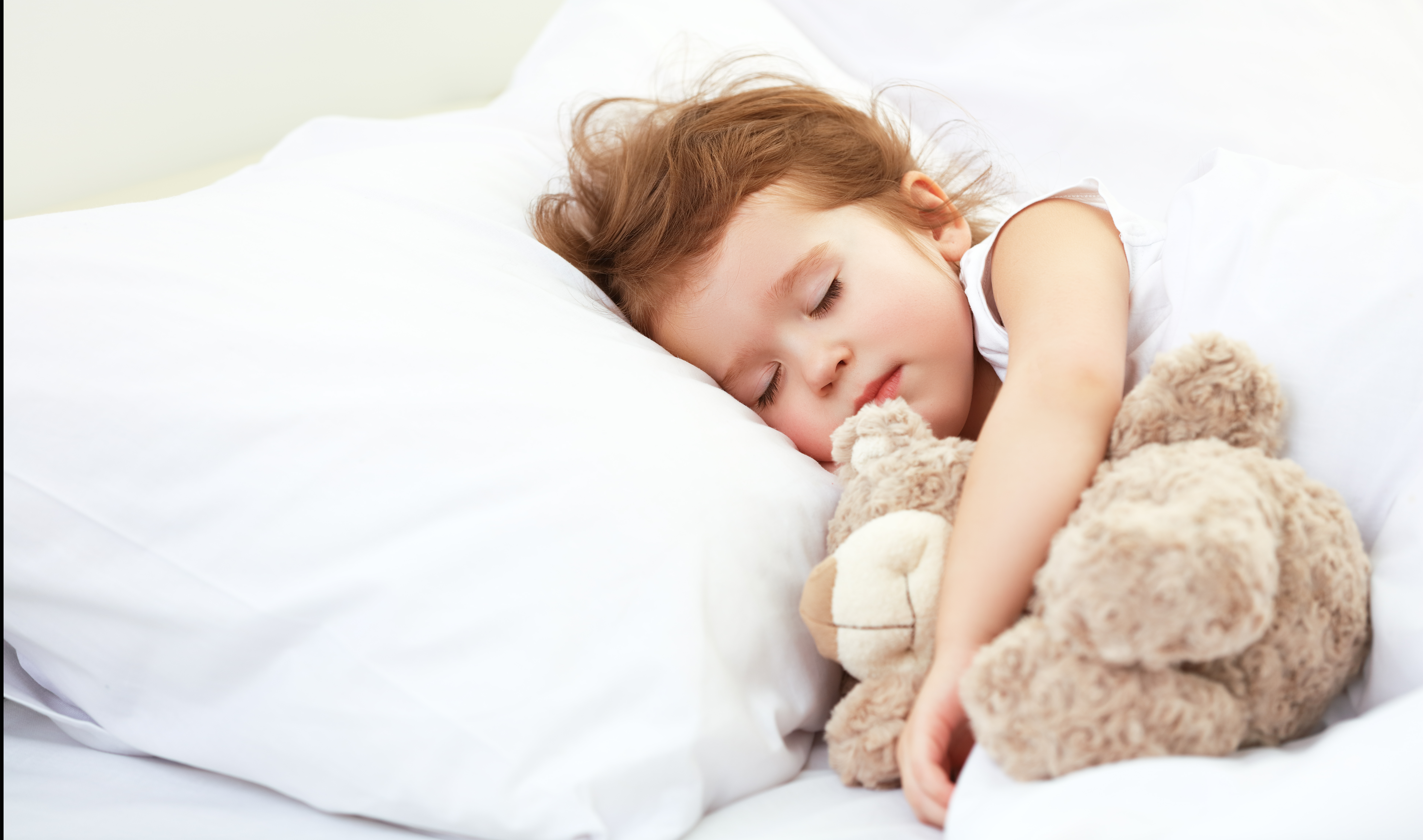 Spánek u dětí