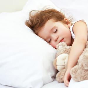 Nespavost u dětí