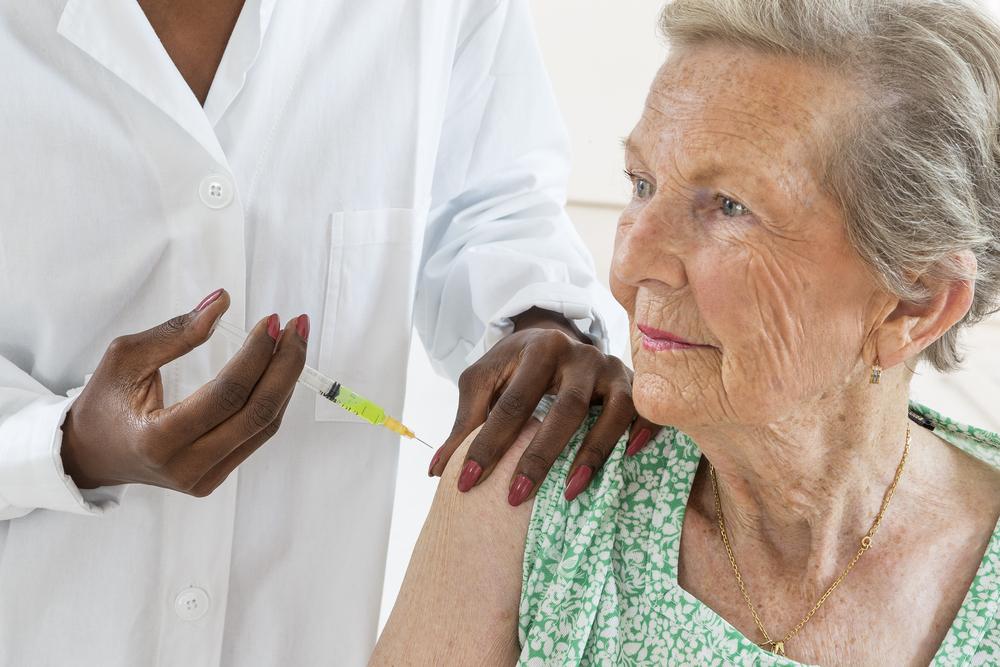 Očkování seniorů