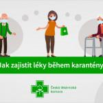 Jak si zajistit léky během karantény?