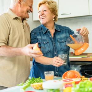 Výživa je důležitá také ve stáří