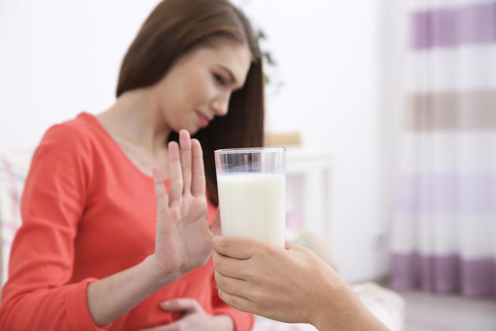 Alergie na mléko