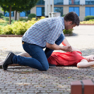 První pomoc při epileptickém záchvatu
