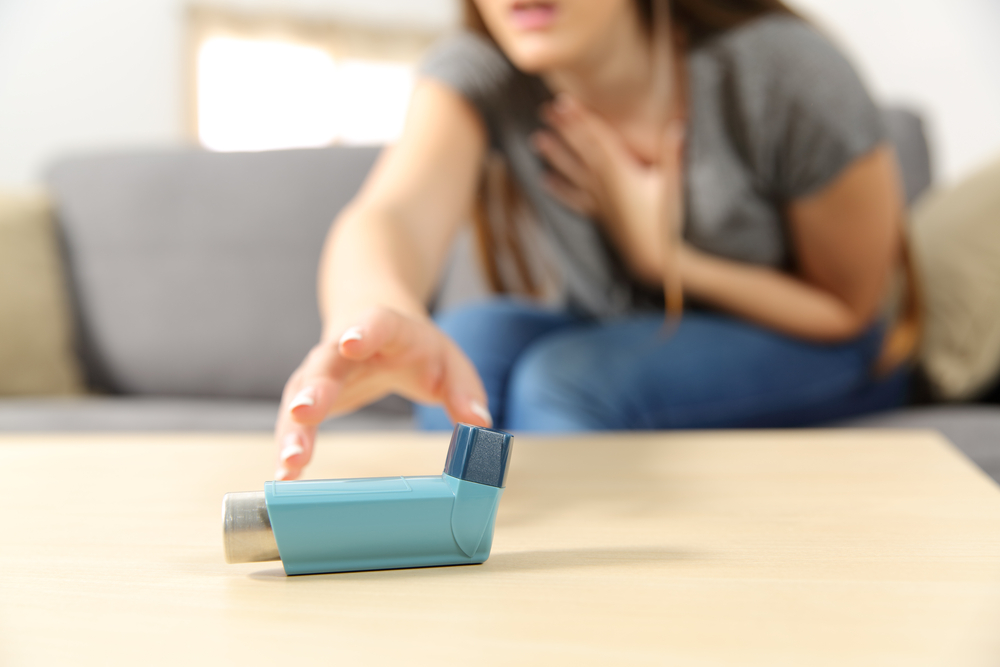 d vitamin astma