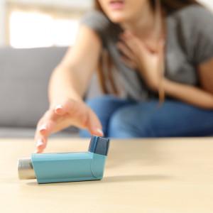 Akutní astma