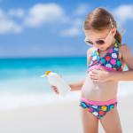 Slunění u malých dětí