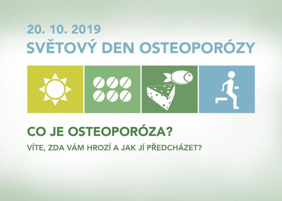 Světový den osteoporózy