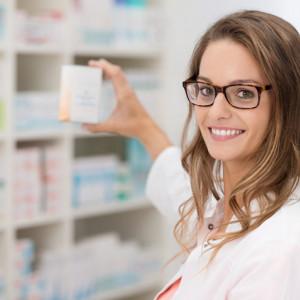 Humanitární práce v lékárně
