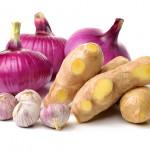 Léky v kuchyni: Cibule, česnek, lněná semínka, švestky, chilli nebo některé koření