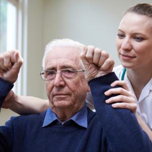 Rehabilitace po cévní mozkové příhodě