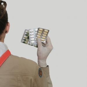 Skauti pomáhají pacientům zajistit léky