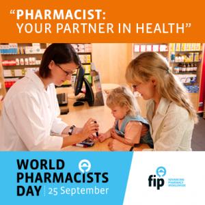 Dnes je světový den lékárníků